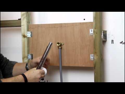 Architeckt Fixed Rectangular Shower Head and Wall Arm - Plumbworld ...