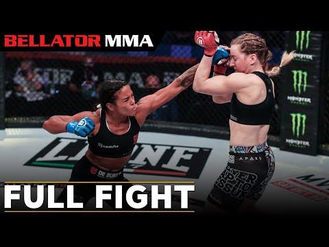 Full Fight | Denise Kielholtz vs. Kate Jackson | Bellator 247