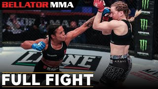 Full Fight | Denise Kielholtz vs. Kate Jackson | Bellator 247
