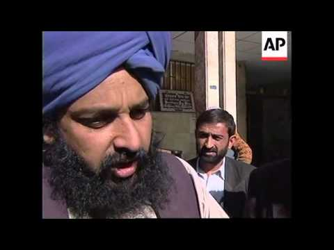 VOICER Kabul's Sikhs adapt to life after the Taliban