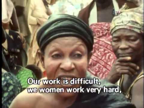 Asante Market Women