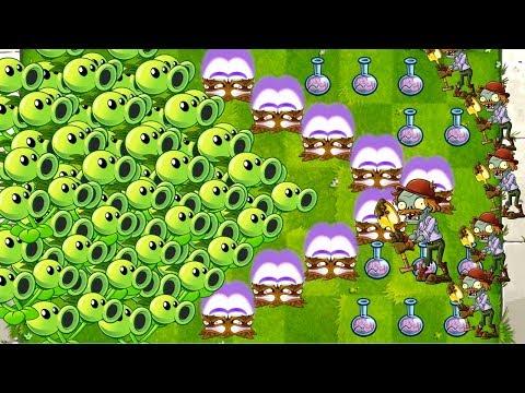 Plants vs Zombies 2 it's About Time Gold Bloom Primal PVZ 2 Epic Quest Premium Plant Challenge