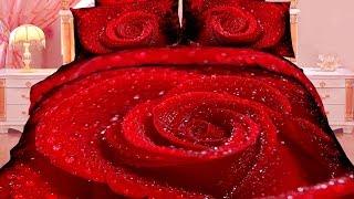 Постельное белье 3D евро сатин новая коллекция(Постельное белье 3d евро одна из самых современных тенденций в мире текстильной моды. Комплекты постельного..., 2014-10-11T16:19:24.000Z)