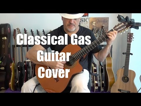 Mason Williams Classical Gas Guitar Cover Tommy Emmanuel Style