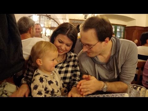 Thanksgiving in Munich! - November 26, 2015 - MeetTheWengers Daily Vlog