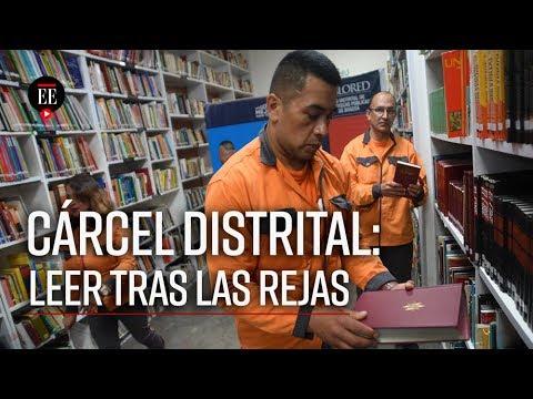 Cárcel Distrital: los reclusos ahora tienen su biblioteca | Noticias | El Espectador