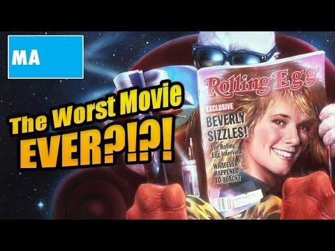 Howard The Duck FILM REVIEW!! - Worst MARVEL MOVIE EVER!!?!?! - MaximumAustin