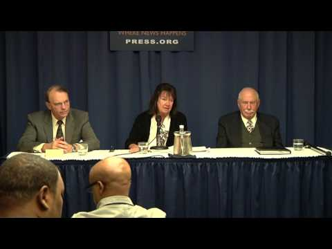 LaRouchePAC Live: Washington, D.C. EIR Forum: Ending Permanent Warfare and Financial Panic