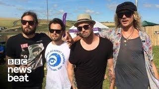 Boardmasters: 4 minute festival | BBC Newsbeat