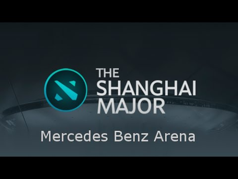 The Shanghai Major - Announcement and Venue - Mercedes Benz Arena