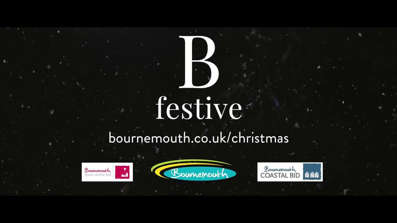 Christmas Tree Wonderland Bournemouth Coastal Bid.Bournemouth Christmas Tree Wonderland English 2000