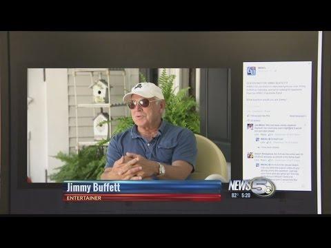 Jimmy Buffett Answers Viewer Questions
