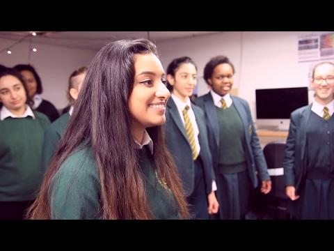 Shout Out - St Marylebone C of E School Gospel Choir