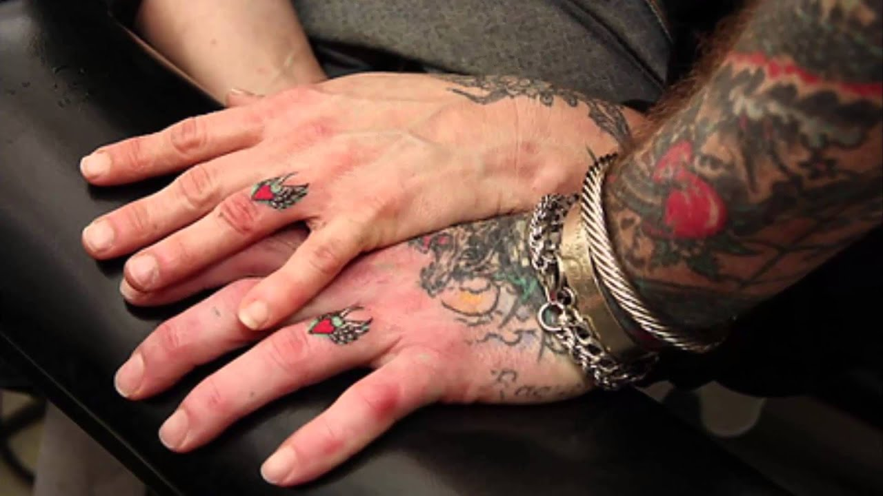 12 coolest wedding ring tattoo designs youtube