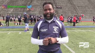 Championship I First Creek Eagles I Stewart Panthers I Middle School Football I 2019