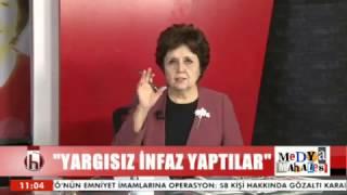 AYŞENUR ARSLAN İLE MEDYA MAHALLESİ 08 12 2016