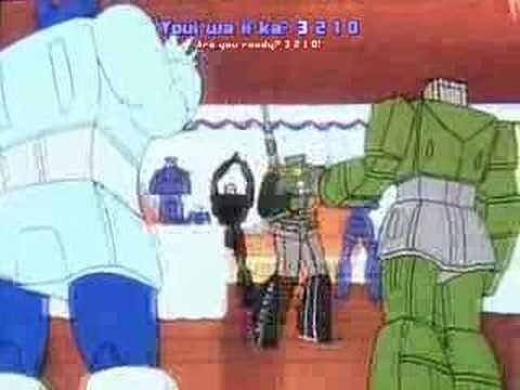 Autobot Party!!