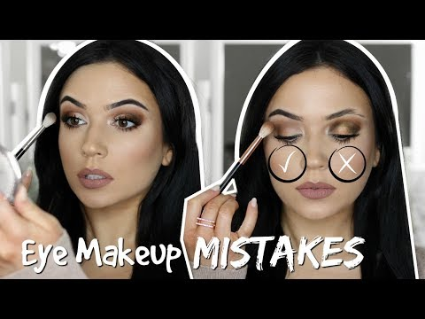 Eyeshadow Do's and Don'ts Makeup Tutorial