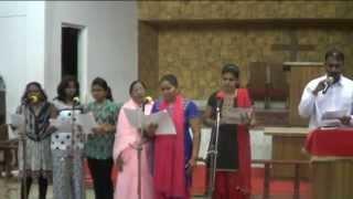 Song - Vaarum Thooya Aaviye.