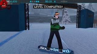 Snowboard Party WT Android Game ¬Best Of Snowboard¬ Extreme Snowboard Competition