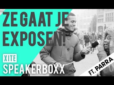 VERSIEREN MET F1RSTMAN EN BOEF!   SPEAKERBOXX #13 ft. ParraTV