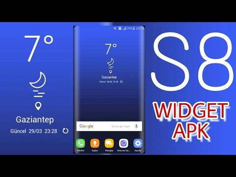 Samsung Widget Apk