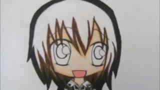 How to Draw Chibi Yuki Cross