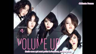 (VOSTFR) 4minute - Get on the Floor