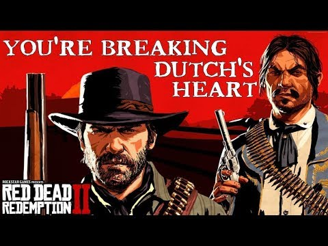 Javier confronts Arthur about breaking Dutch's Heart | Red Dead Redemption 2 thumbnail