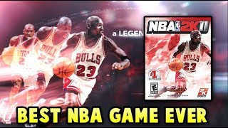 THE GREATEST BASKETBALL GAME OF ALL TIME!! NBA 2K11 GAMEPLAY