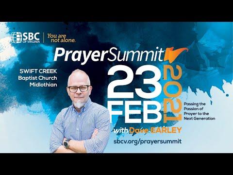 Prayer Summit 2021 | SBC of Virginia