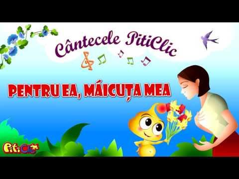 Mariana Tatiana Donciu – MAMA-I CANTEC – Cantece de iarna si Craciun