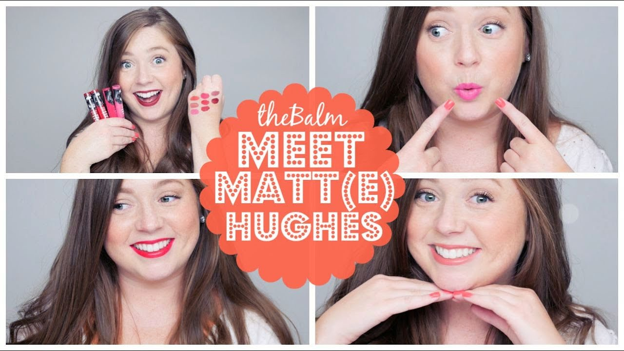 meet matte hughes committed dupe meaning