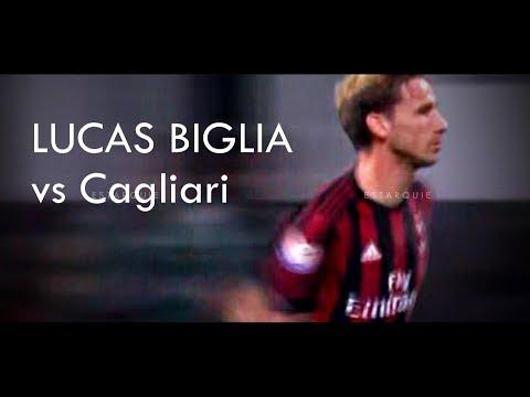 Lucas Biglia vs Cagliari   27-08-2017