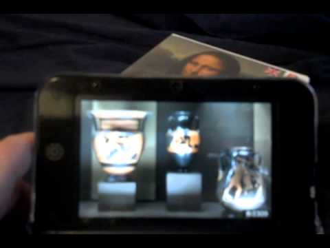 Louvre 3DS: Nintendo Review and Show-Off