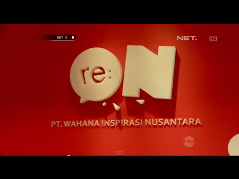Liputan re:ON Comics & Caravan Studio @ Net TV