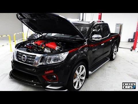 New Nissan Navara 2016 800 Hp Tuning By Svm Youtube
