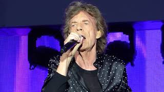 Rolling Stones Fool to Cry May 22 2018 London Stadium