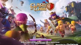 Clash Of Clans Saldırma 1....