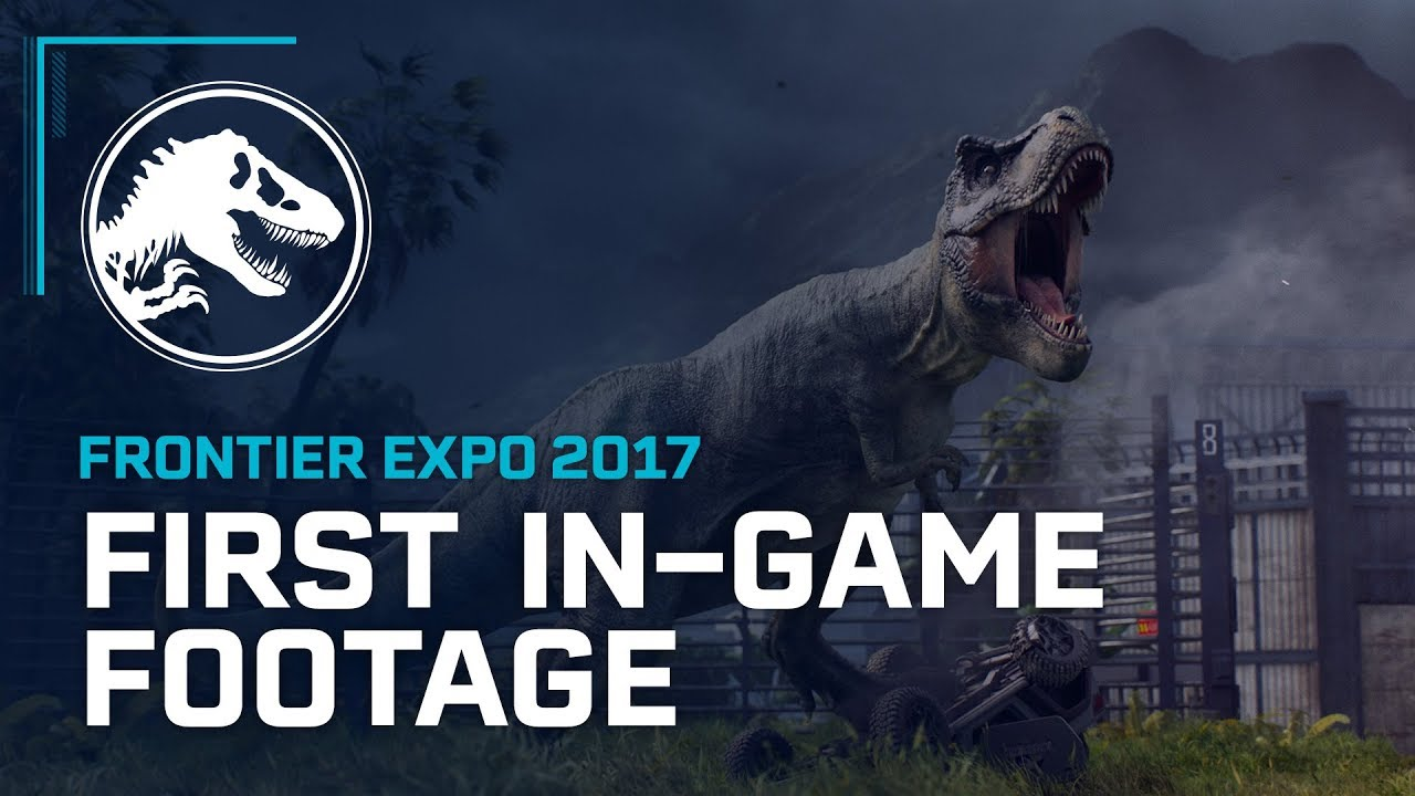 Jurassic World Evolution shows off napping dinosaurs and an