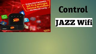 How To Control Jazz Wifi From Phone✔| New Method | MIK Tech