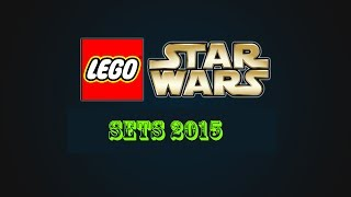 Lego Star Wars 2015 Sets Vorschläge/Ideen [Lego Star Wars 2015 Set Suggestions/Ideas]