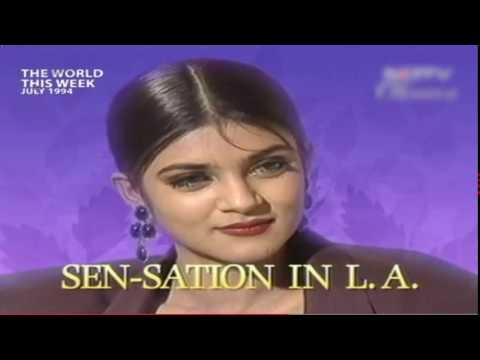 SUSHMITA SEN INTERVIEW L.A.