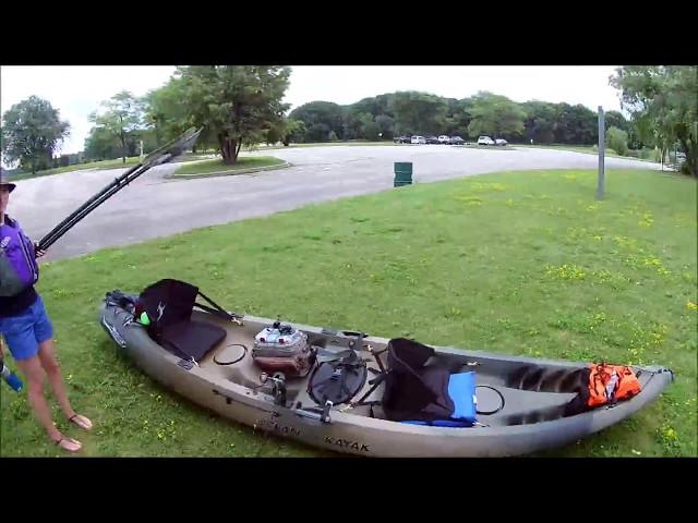 New Ocean Kayak Malibu Two XL Angler - Maiden Voyage