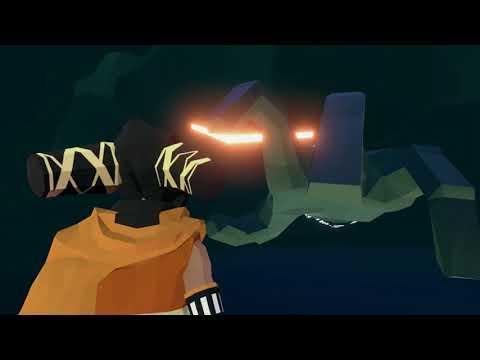 AER Memories of Old - The Creator's Shrine (Game Ending)  