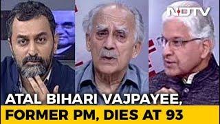 Remembering Atal Bihari Vajpayee: The National Political Icon