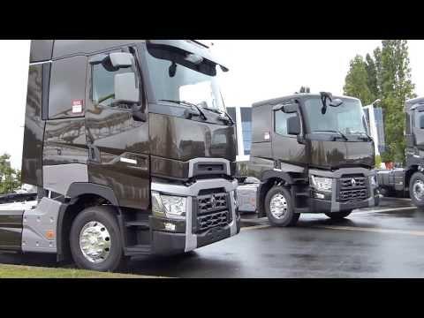 Nueva serie T para larga distancia de Renault Trucks