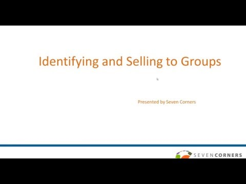 Seven Corners Group Sales Agent Webinar