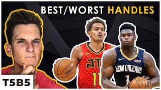 Best/worst Nba Handles In 2020  Trae Young, Ja Morant, Zion Williamson