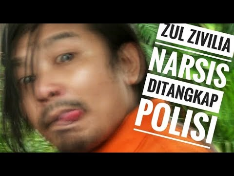 EKSLUSIF: Ditangkap Polisi, Zul 'Zivilia' Narsis Di Depan Wartawan